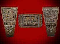 แหวนหน้าพระพุทธเนื้อโลหะผสมปี2522 (สภาพ 100%ไซด์ 56) หลวงปู่ดู่วัดสะแก