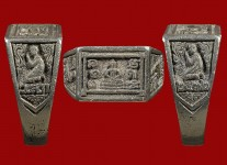 แหวนหน้าพระพุทธเนื้อเงินปี2532 โค้ด พ.ศ.(ขนาด 61) หลวงปู่ดู่วัดสะแก