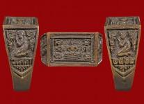 แหวนหน้าพระพุทธเนื้อโลหะผสมปี2522 ( ขนาด 60) หลวงปู่ดู่วัดสะแก