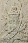 พระพุทธเจ้าเหนือพรหมพิมพ์ใหญ่ ปี2517(คัดสวยมาก+พระธรรมธาตุเสด็จ+ทอง) หลวงปู่ดู่วัดสะแก