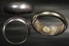 แหวนปลอกมีดเนื้อเงินปี2532 (สภาพ 100% ไซด์ 61) หลวงปู่ดู่วัดสะแก