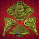 แหวนหลวงปู่ทวด วัดช้างให้  หลังยันต์จม  ปี 06   สวยๆเดิมๆ