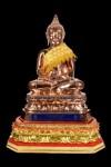 พระพุทโธคลัง รุ่น123ปีชาตกาล คุณแม่บุญเรือน  โตงบุญเติม  ทองแดงกรรมการ เบอร์1