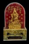 พระบูชาตั้งหน้ารถฐานสิงห์ พระพุทธชินราช ปี2523
