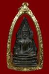 พระพุทธชินราชอินโดจีน สังฆาฏิยาว หน้านาง พิมพ์ A หมวดพิมพ์ นิยม สุด