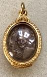 เหรียญหลวงปูพรหม จิรปุญโญรุ่นแรกปี2506วัดประสิทธิธรรมอุดรธานี