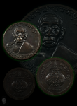 เหรียญขวัญถุงหลวงปู่สี ฉันทะสิริ วัดเขาถ้ำบุญนาคปี18