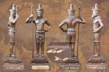 รูปหล่อ ท้าวหิรัญพนาสูร-ฮู ปี ๒๕๕๖