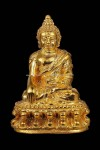 พระชัยคชวัตร ทองคำ  วัดบวรนิเวศวิหาร กทม ปี2546