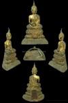 พระบูชารัตนโกสินทร์ ปางอุ้มบาตร   ขนาดหน้าตัก 3 นิ้ว สูง 8 นิ้ว