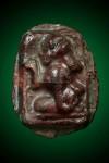 แม่นางกวัก ผงน้ำมัน(มีกิน) อาจารย์ลอย  โพธิ์เงิน พิธีจตุรพิธพรชัย วัดรัตนชัย (วัดจีน) ปี 2518