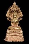 พระพุทธคันธนาคราช เนื้อทองสำริด หมายเลข 980 จำนวนการสร้าง 999 องค์